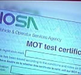 MoT-certificate